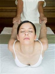 Волшебное действо тайского массажа